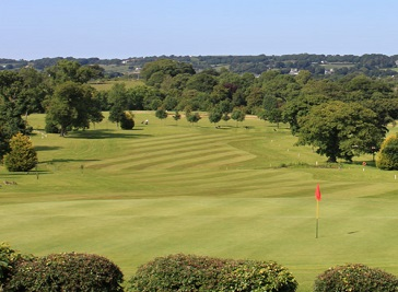 Anglesey Henllys Hall Golf Club