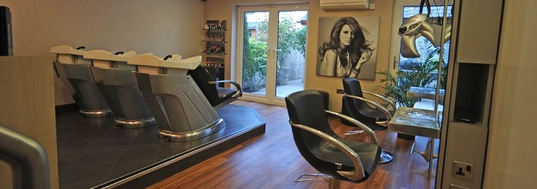 Sandra's Hair and Beauty Salon Llangefni, Anglesey, North Wales